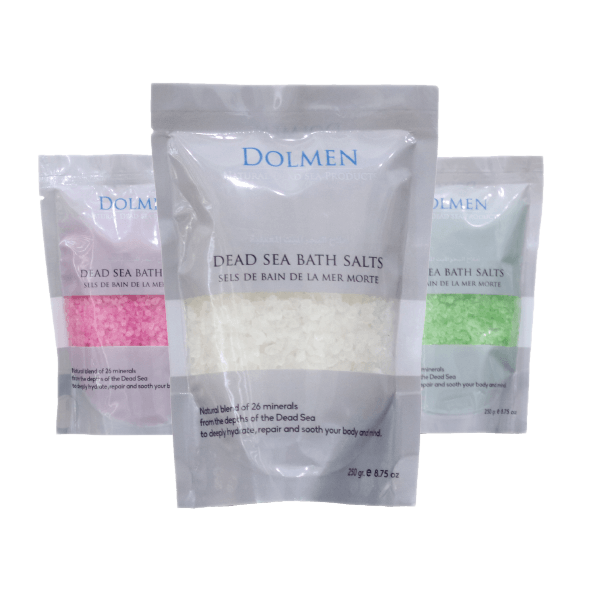 Dolmen Natural Dead Sea Products in Jordan Dolmen