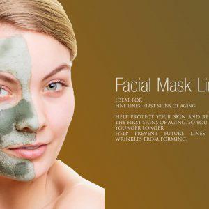 Facial Mask Line